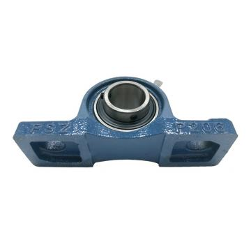 2.438 Inch | 61.925 Millimeter x 4 Inch | 101.6 Millimeter x 3.25 Inch | 82.55 Millimeter  DODGE P4B-DI-207RE  Pillow Block Bearings